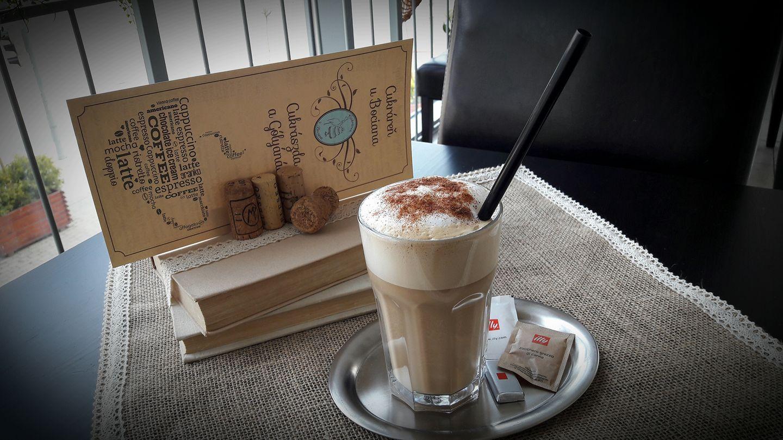 mliečna káva